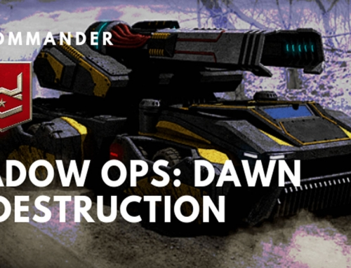 Shadow Ops: Dawn of Destruction Chapter 3
