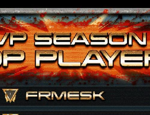 PVP Season 11 Ends Soon